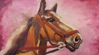 لوحاتي بالزيتي 6