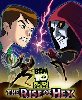 لعبة كسب الردوووووووووود - صفحة 10 Ben10_Alien_Force_Rise_of_Hex_Key_Art