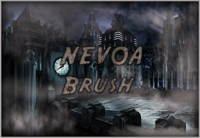 Brush de névoa Nevoa