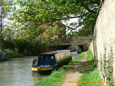 29/05/2010: Grand Union Canal Race, 145 Miles/45 heures Blisworth-Mill-area