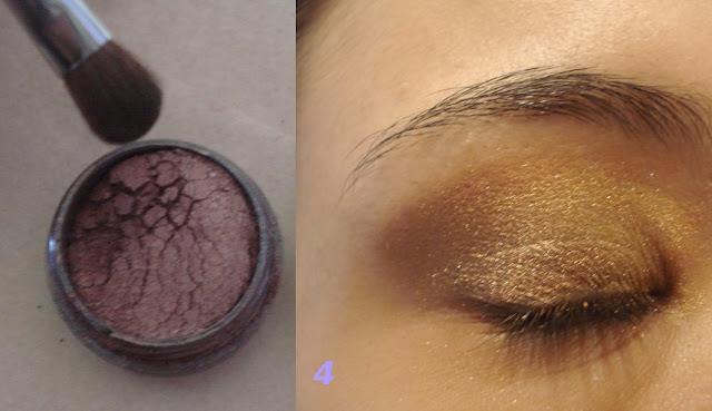 [Tutorial] Dourado c/ cobre Makequatro