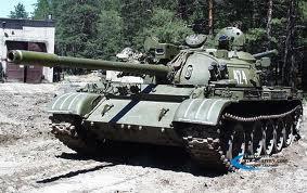 Tiềm lực quân sự Việt Nam, đồn đại và thực tế từ năm 2011và dự kiến tới năm 2017 T-55-tank