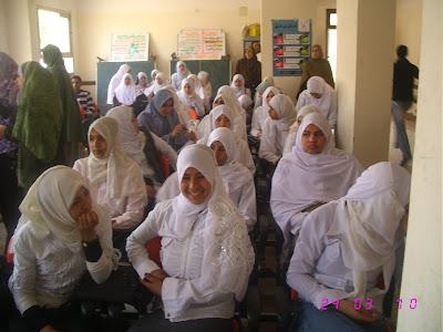 ندوة بالمدرسة قامت بها جمعية الامل للرعاية24/3/2010م IMG_2855