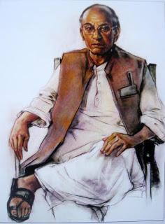 குப்பை தொட்டியில் வீசப்படும் பெற்றோர்கள் Portrait-of-a-old-man-s-viswakarma