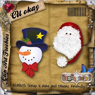 Christmas Art - By: BusyScrappin Folder