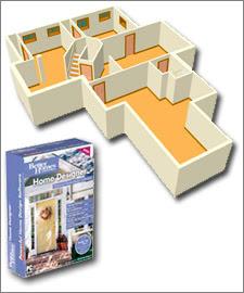 برنامج الهندسة Better Homes and Gardens - Interior Designer 7.05 Homedesigner-base