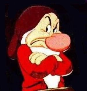 [Dossier] Les comédiens de doublage des films d'animation Disney en version française - Page 2 Grincheux