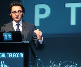 Zeinal Bava diz que a PT está pronta para dar o salto para o LTE ZEINAL_BAVA_-_PT