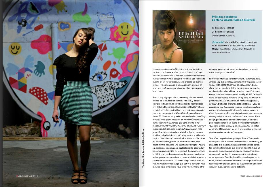 Fotos >> Photoshoots, Scans de Revistas, Portadas... - Página 2 3