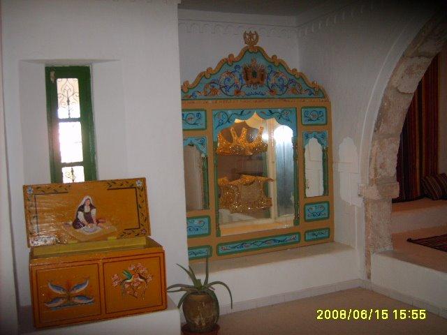 عادات تونس التقليدية من متحف جربة S5003079