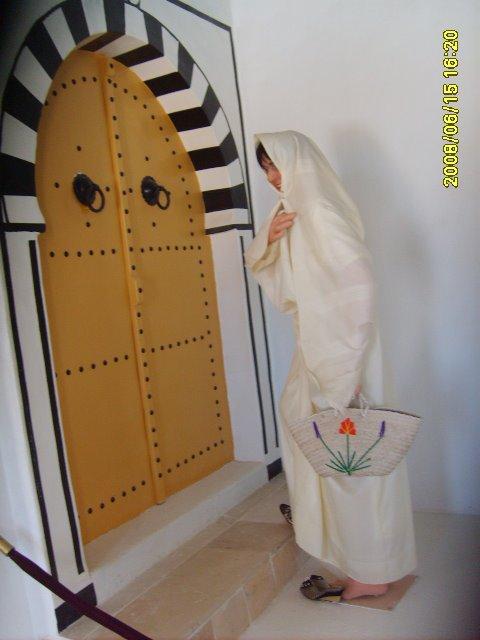 عادات تونس التقليدية من متحف جربة Sefsari