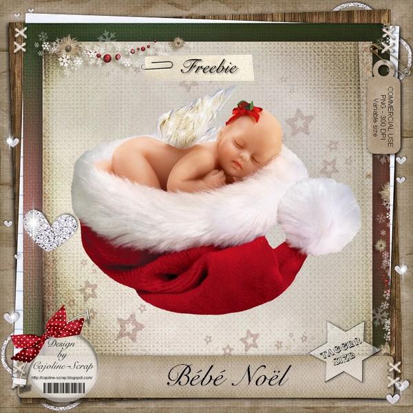 Christmas Baby 1 - CU Cajoline_bebenoel_pv