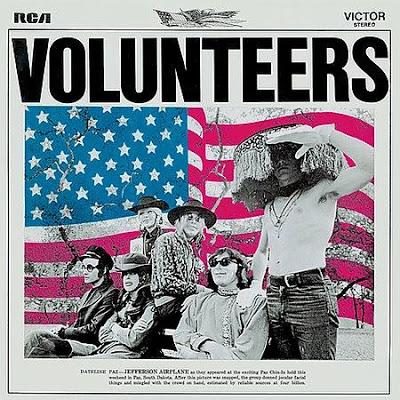 Jefferson Airplane - Página 2 Volunteers