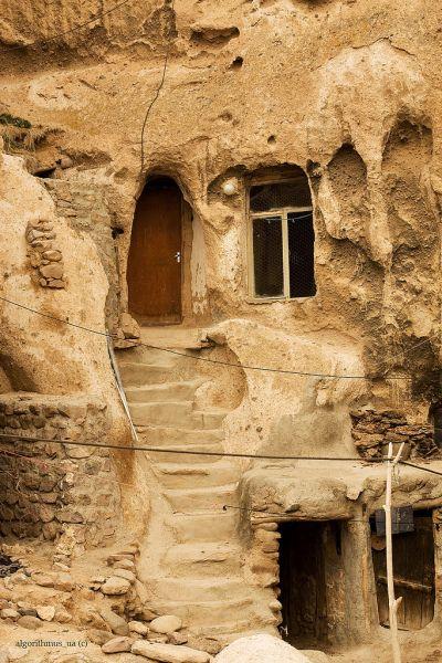 بيوت منحوته في الجبال Village%20in%20Afghanistan%2004