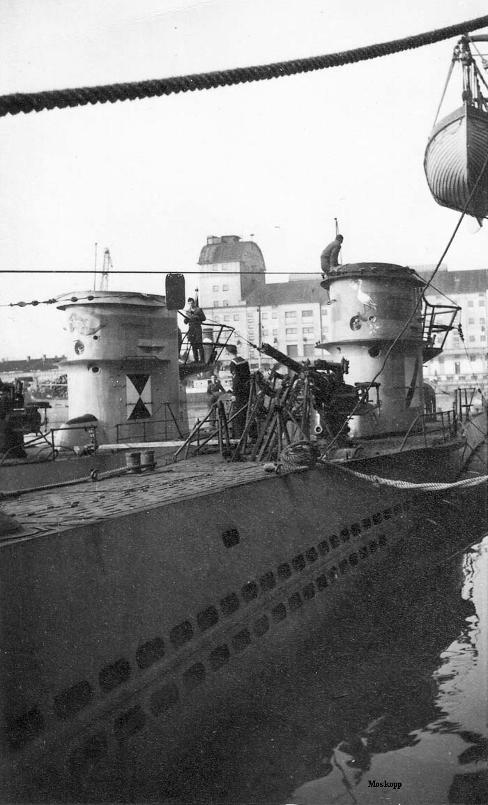 photos de sous-marin et de leur équipage U-52%2B%26%2BU-547%2B10.10.1942