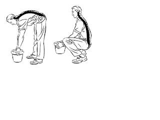 நாரிப்பிடிப்பு (முதுகு வலி) வராது தடுத்தல் Lifting