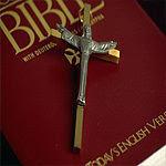 மணிக்கட்டில் கட்டி Bible