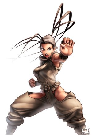 SF x Tekken - Vazou lista de personagens Ibuki_Pin_Up_by_UdonCrew