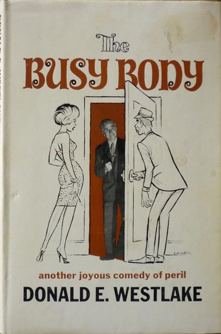 El muerto sin descanso - Donald E. Westlake BusyBody