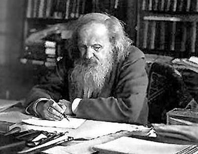 ¿NUNCA TE HAN DICHO Q TE PARECES A... - Página 3 Dmitri-mendeleev