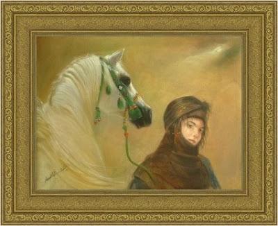 لكل يوم لوحة فنية - صفحة 14 Bintalqaryeh