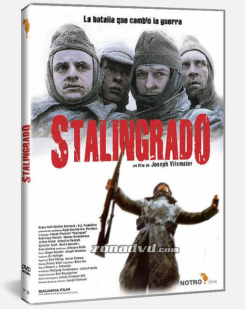PELÍCULAS QUE ASOCIAS AL CALOR,PELÍCULAS QUE ASOCIAS AL FRÍO. - Página 2 Stalingrado_dvd