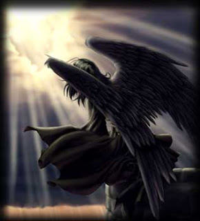 La despedida del angel Gothic-anime-girl