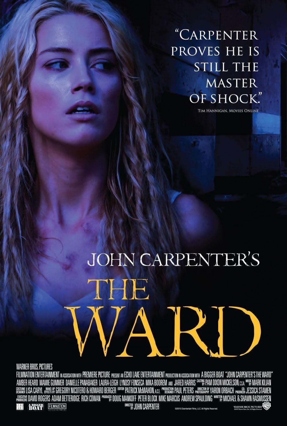 The Ward The%2BWard%2BPoster