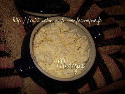 Beurre fait maison à la marocaine (Zabda lbaldiya) Zabda5