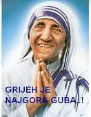Mudre reči Majke Tereze  1