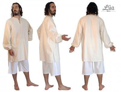 El Almogávar de Vitruvio Camisa%2Bmedieval