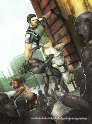 Resident Evil Fanarts Re5_xs