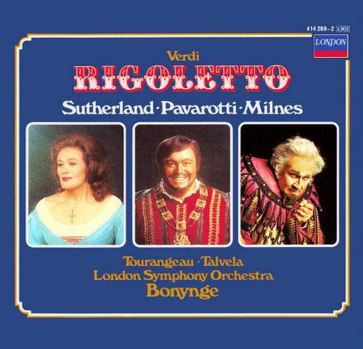 Edizioni di classica su supporti vari (SACD, CD, Vinile, liquida ecc.) - Pagina 2 Rigoletto