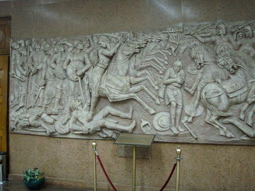 Corea Popular ha construido museos conmemorativos en Egipto y Siria Cairo4