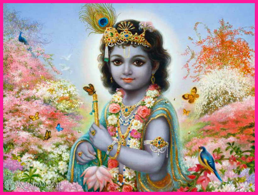 Krishna Wallpapers Hindu-god-krishna