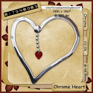 CU Chrome heart by Bits N Bobs BNB-chrome-heart-preview