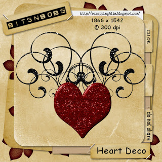 CU Heart Deco by Bits N Bobs BNB-heart-deco-Preview