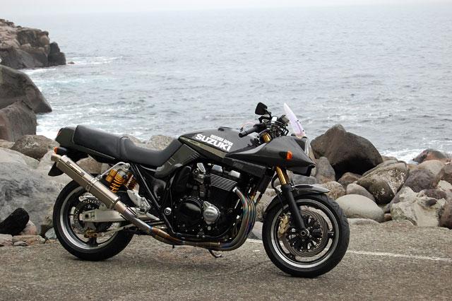 Cette moto-là, mon vieux, elle est terrible. 25