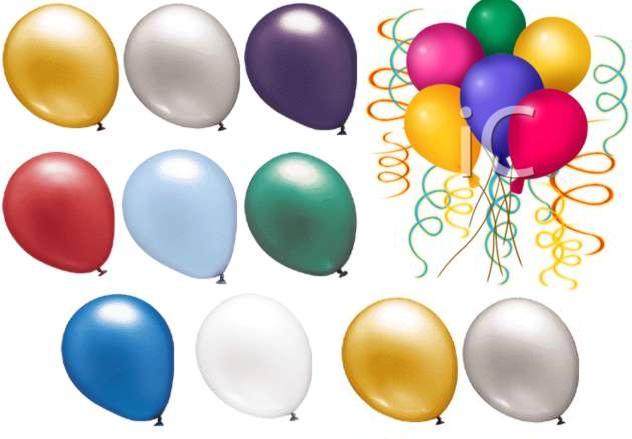 வித்தியாசமான பலூன்கள். Baloon