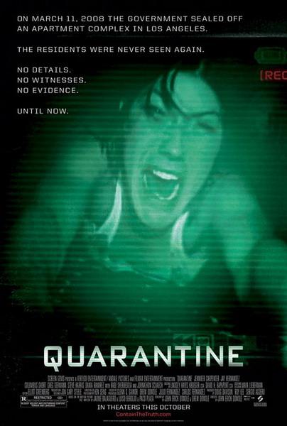 MARABOUT DES FILMS DE CINEMA  - Page 3 Quarantine