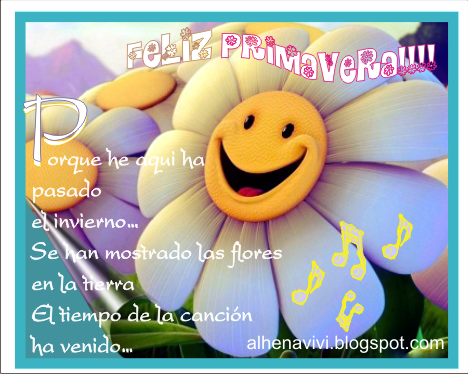 Buenos dias, Good Morning, Bonjour - Página 4 Feliz%2Bprimavera