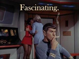 Humour Star Trek en images - Page 2 Spock