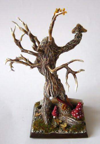 elves - Skavenblight's Wood Elves Drzewo303