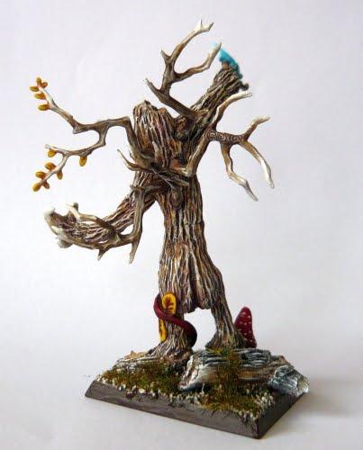 elves - Skavenblight's Wood Elves Drzewo202