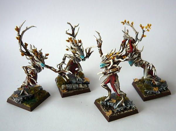 elves - Skavenblight's Wood Elves D5