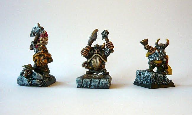 Skavenblight's painting dwarfs... again! Sd1