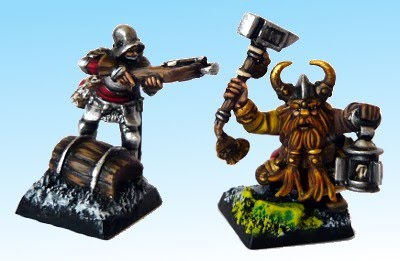 Skavenblight's painting dwarfs... again! 3a