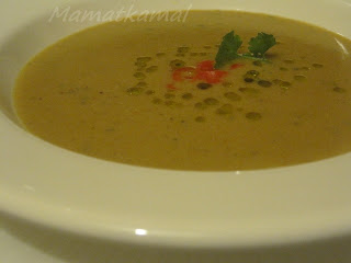 Talakhcha or Bissara / Dried Fava Bean Soup / Soupe aux fèves sèches 1