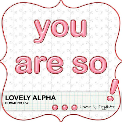 Lovely Pink Alpha MK_LovelyAlpha_preview