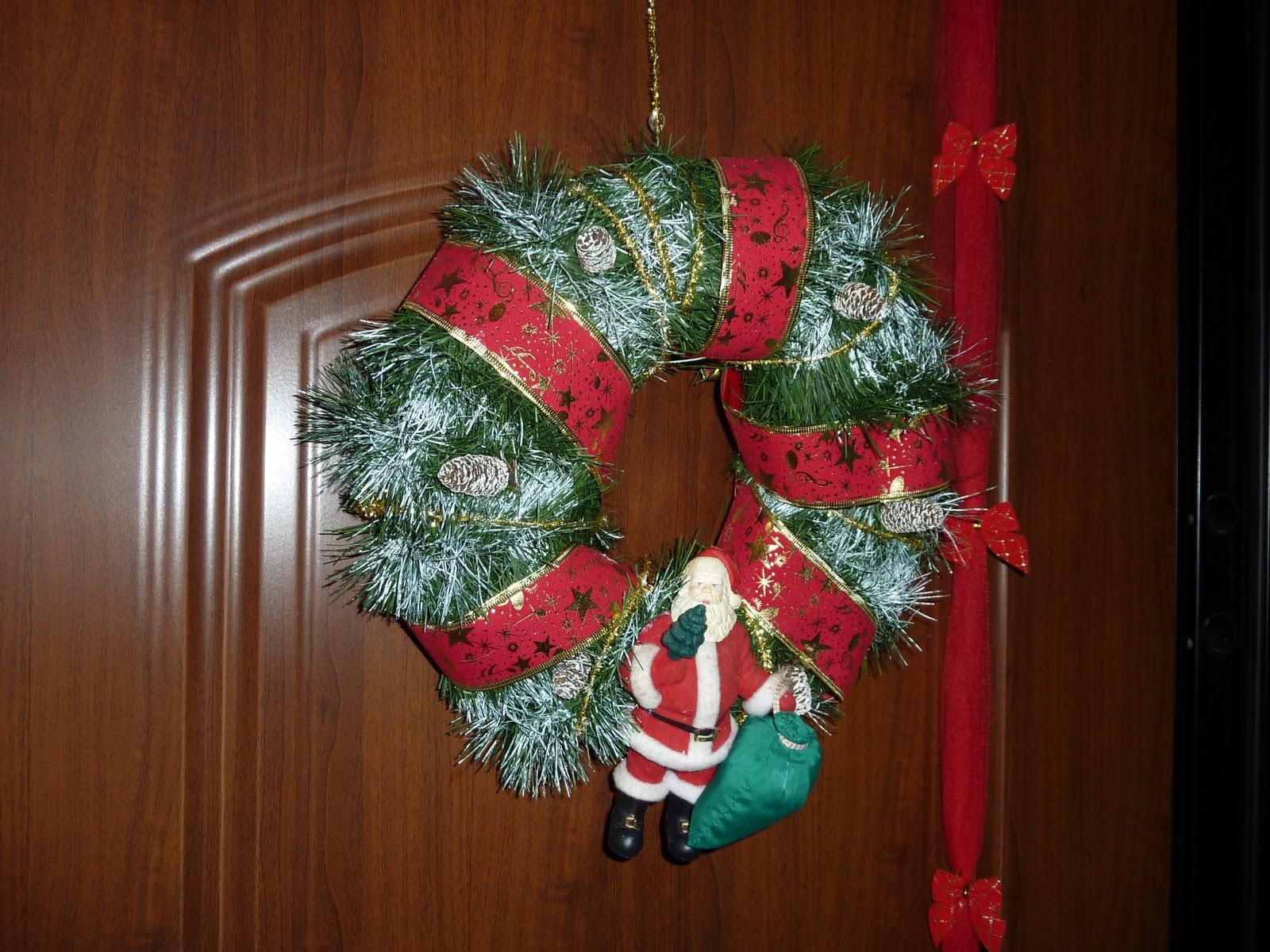 Xριστουγεννιάτικα στεφάνια!!!  P1010642